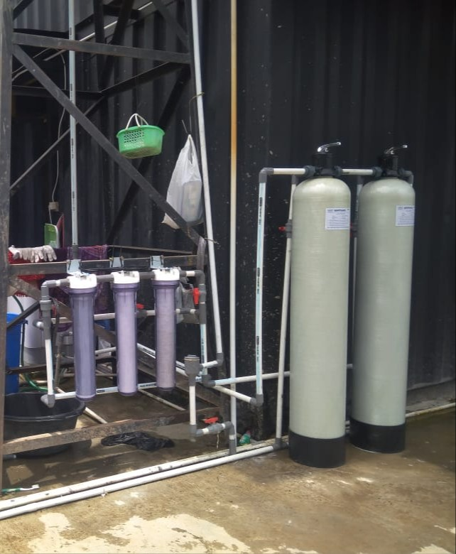 Pemasangan Filter Air di Bogor