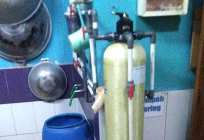 Pemasangan Filter Air di Limus Pratama Regency