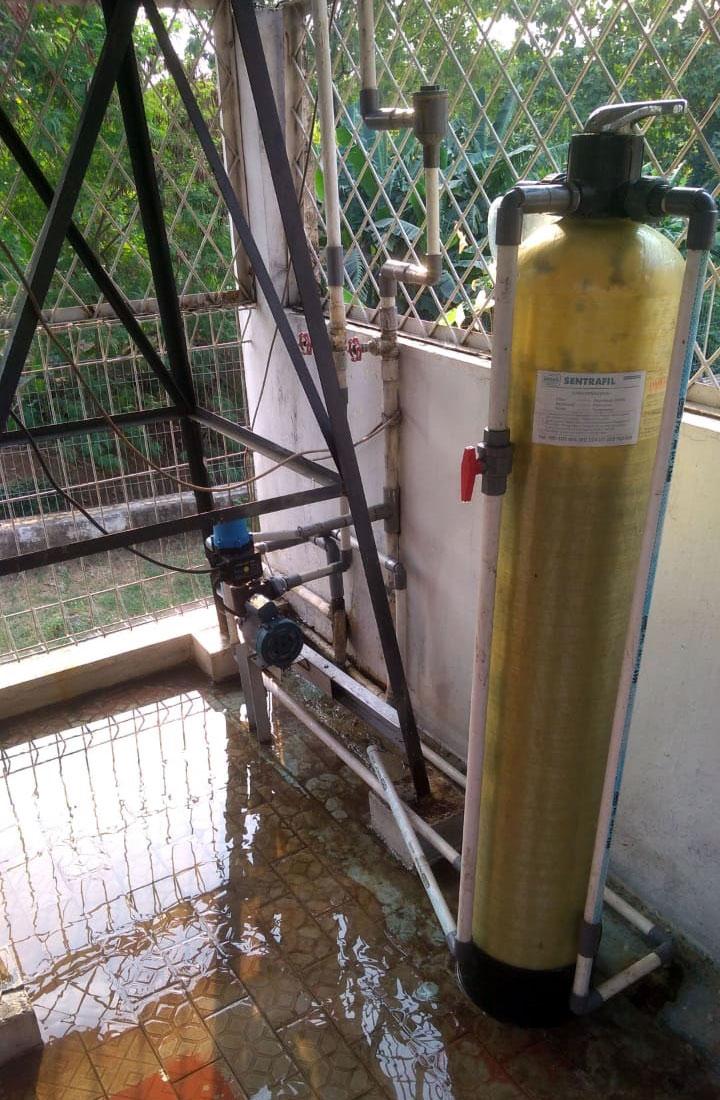 jasa pemasangan penyaring air