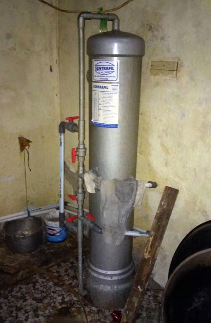 jasa instalasi filter air
