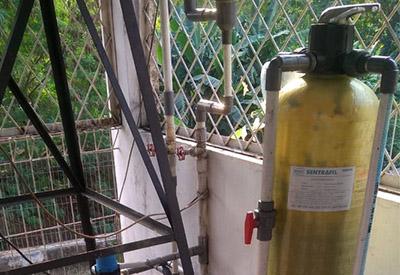 Pemasangan Penyaring Air di Jatiwarna Indah