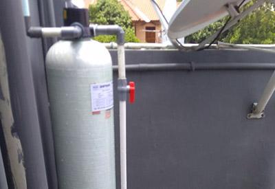 Pemasangan Filter Air 1054
