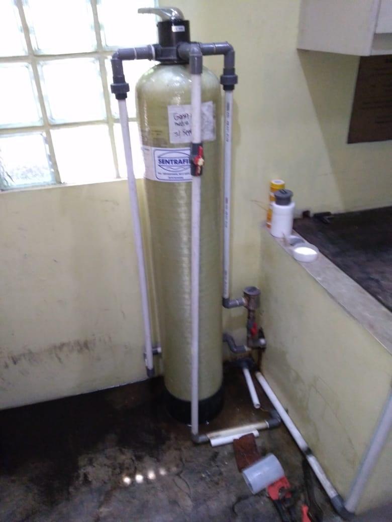 Pemasangan Filter Air SF-1054